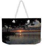 Sunset At Islamorada Weekender Tote Bag