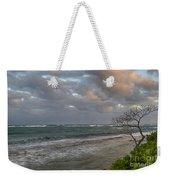 Sunset At Kapaa - Kauai Weekender Tote Bag