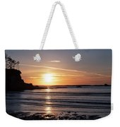 Sunset Bay Moments Weekender Tote Bag