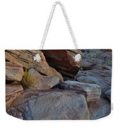 Sunset Comes To Valley Of Fire Weekender Tote Bag