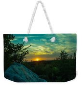 Sunset In Hudson Nh Weekender Tote Bag