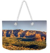 Sunset In Sedona Weekender Tote Bag