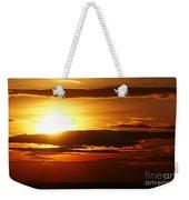 Sunset Weekender Tote Bag by Michal Boubin