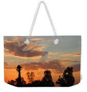 Sunset Moreno Valley Ca Weekender Tote Bag