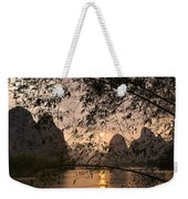 Sunset On The Li River Weekender Tote Bag