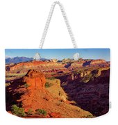 Sunset Point View Weekender Tote Bag by John Hight
