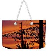 Sunset Sihouettes Weekender Tote Bag