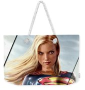 Supergirl Collection Weekender Tote Bag