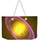 Supernova Star Weekender Tote Bag
