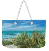 Surf Beach Weekender Tote Bag