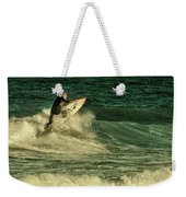 Surfing - Jersey Shore Weekender Tote Bag