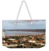 Swansea Bay South Wales Weekender Tote Bag