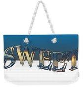 Sweet Dreams Part 1 20x14 Pillow Weekender Tote Bag