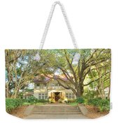 Swiss Avenue Historic Mansion Dallas Texas Weekender Tote Bag