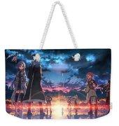 Sword Art Online Game Weekender Tote Bag