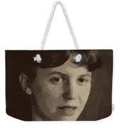 Sylvia Plath Weekender Tote Bag