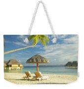 Tahiti, Bora Bora Weekender Tote Bag