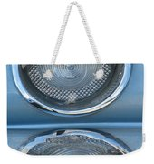 Taillight Reflections Weekender Tote Bag