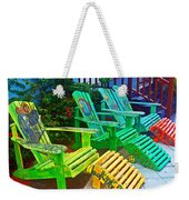 Take A Break Weekender Tote Bag