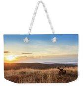 Taking In The Sunset Weekender Tote Bag