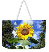 Tall And Sunny Weekender Tote Bag