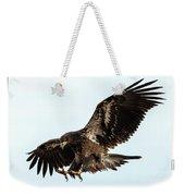 Talons First Weekender Tote Bag