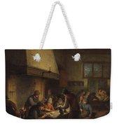 Tavern Scene Weekender Tote Bag