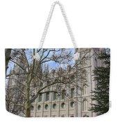 Temple View Weekender Tote Bag
