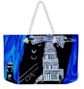 Temptation Of Jesus Weekender Tote Bag