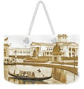 Tennessee Centennial Exposition, Auditorium Building, Lake And G Weekender Tote Bag