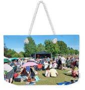 Tentertainment Music Festival 2015 Weekender Tote Bag