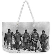 Terra Nova Expedition Weekender Tote Bag
