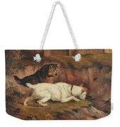 Terriers Ratting Weekender Tote Bag