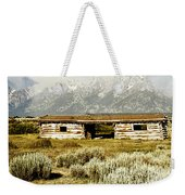 Teton Ranch Weekender Tote Bag