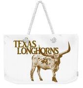 Texas Longhorns Weekender Tote Bag