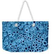 Texture3 Weekender Tote Bag by Riad Belhimer
