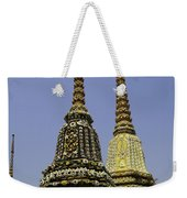 Thailand Architecture Weekender Tote Bag
