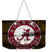 The Alabama Crimson Tide Weekender Tote Bag