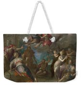 The Amazement Of The Gods Weekender Tote Bag