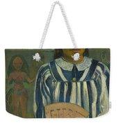 The Ancestors Of Tehamana Weekender Tote Bag
