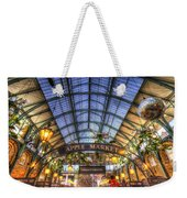 The Apple Market Covent Garden London Weekender Tote Bag