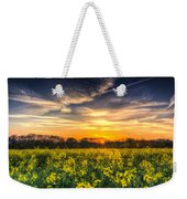 The April Farm Weekender Tote Bag