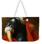 The Archangel Michael Weekender Tote Bag