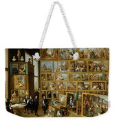 The Art Collection Of Archduke Leopold Wilhelm In Brussels Weekender Tote Bag