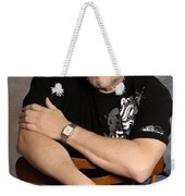 The Artist Weekender Tote Bag by Clayton Bruster