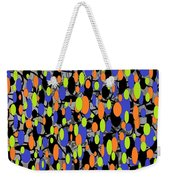 The Arts Of Textile Designs #58 Weekender Tote Bag