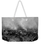 The Battle Of Gettysburg Weekender Tote Bag by War Is Hell Store