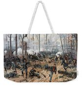 The Battle Of Shiloh Weekender Tote Bag