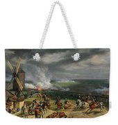 The Battle Of Valmy Weekender Tote Bag