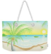 The Beach Weekender Tote Bag